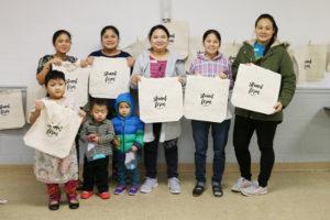 Begin Anew Refugee Artisan Group