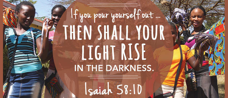 Isaiah 58:10 Campaign