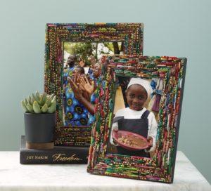 Indian Mosaic Frames