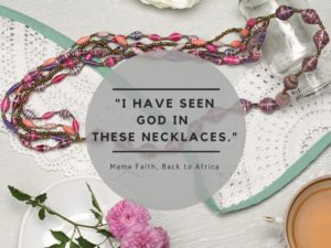 Back to Africa Necklace