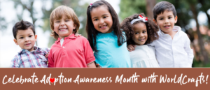 November Adoption Awareness Month