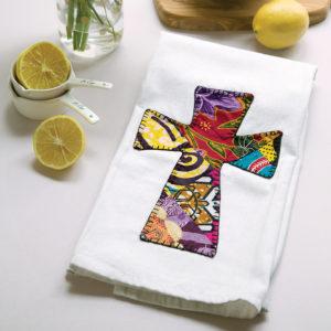 Rwandan Cross Towel