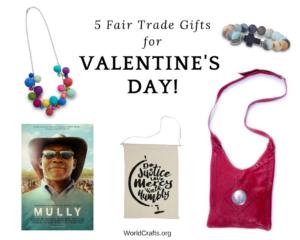 Fair trade gifts