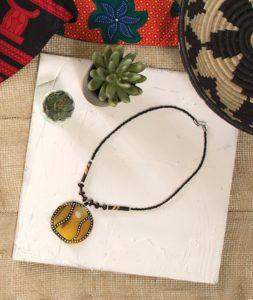 Yatta Necklace styled photo