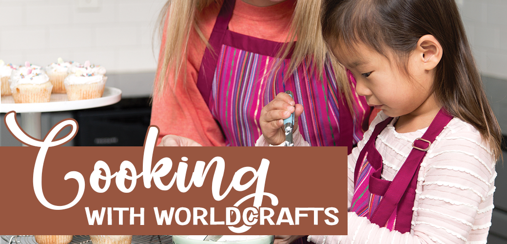 Cooking with WorldCrafts